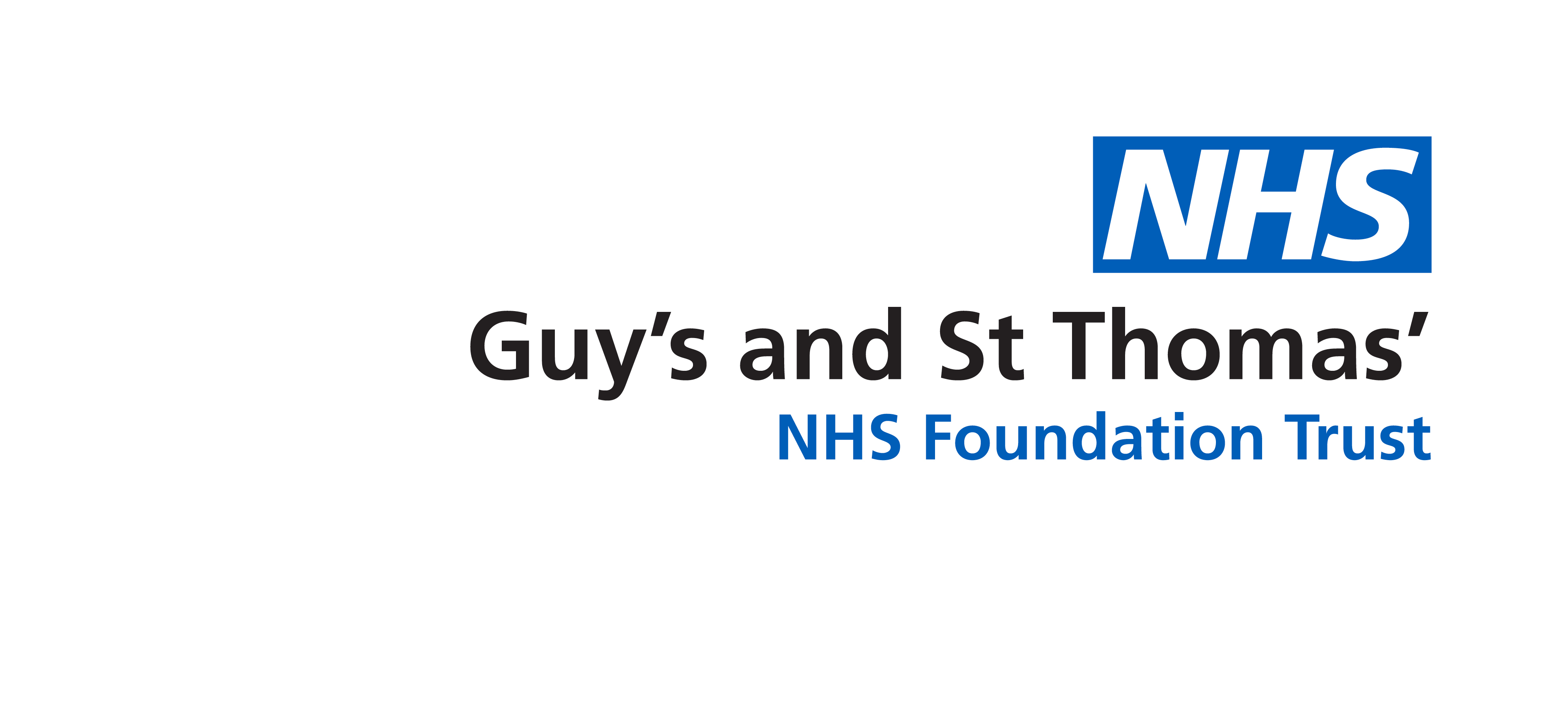 Click for Guy's and St Thomas' NHS Foundation Trust Website Hompage